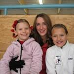 Alva, Ellen och Nicole SKK-pokalen 2011