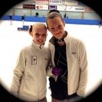 Bea och Ellen R, Österskäret 2013