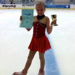 Klara 1.plats - SASK-Trofén nov 2013