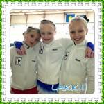 Tre glada tjejer, SKK pokalen