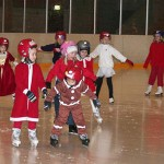skridskoskola - julshow